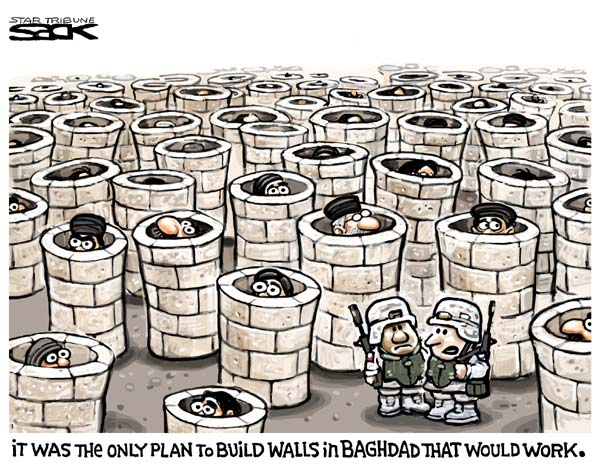 Cartoon by Steve Sack