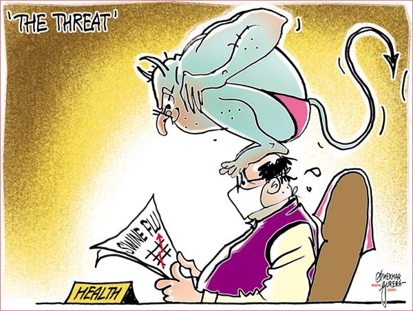 gurera Shekhar Gureras Cartoon for 6/25/2009 cartoons