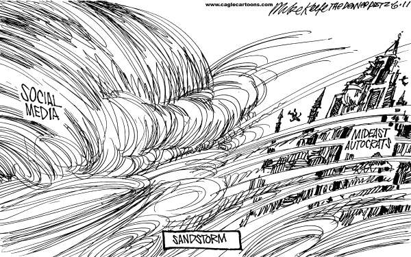 Mike Keefe Cartoon for 02/03/2011