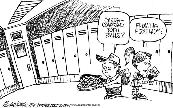 Mike Keefe Cartoon for 02/10/2011