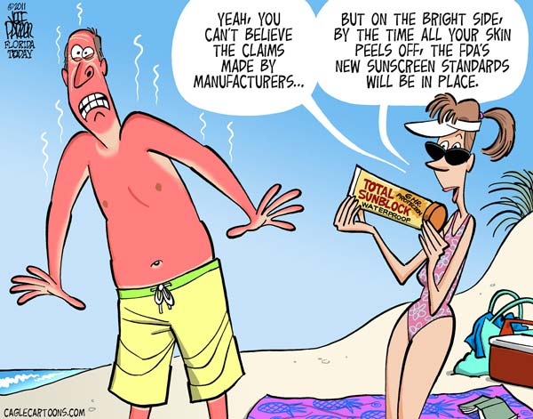 Jeff Parker Cartoon for 06/20/2011