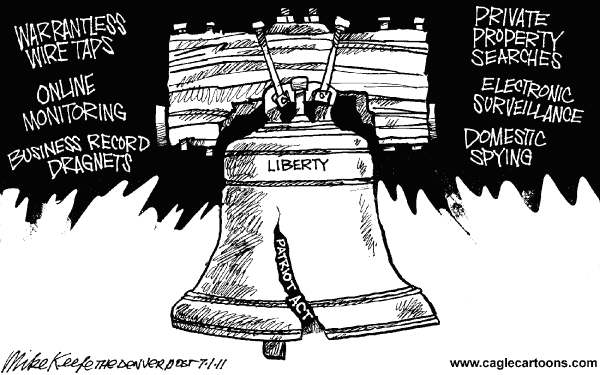 Mike Keefe Cartoon for 07/02/2011
