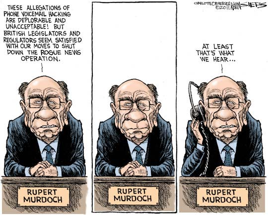 siers Kevin Sierss Cartoon for 7/8/2011 cartoons