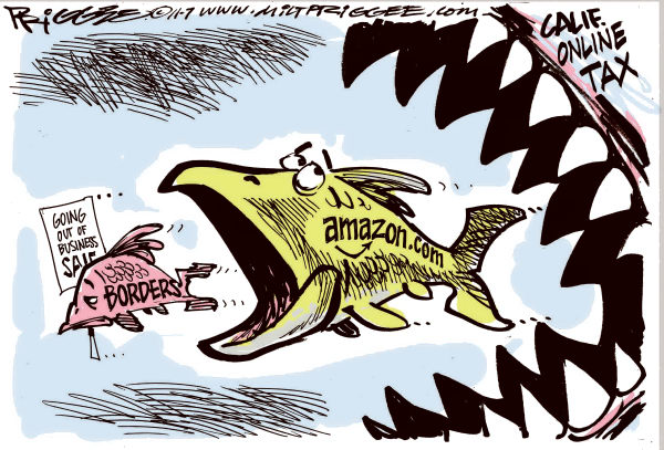 Milt Priggee Cartoon for 07/27/2011
