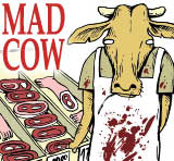 mad cow 2012