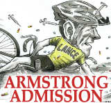 armstrong admission