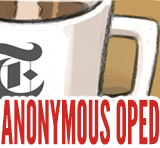 anonymous op ed