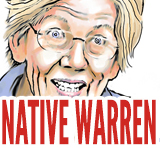 warren native american